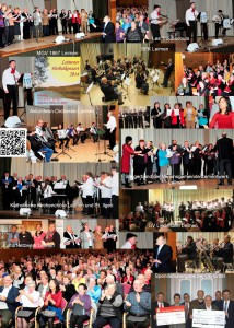 Collage Herbstkonzert 2014
