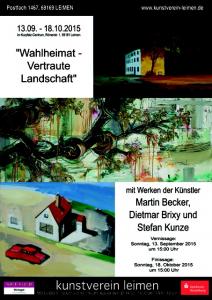 Wahlheimat Kunstverein Leimen