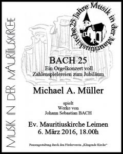 Bach 25